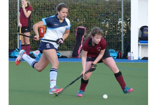 U16 Girls' A v Clifton Robinsons 013