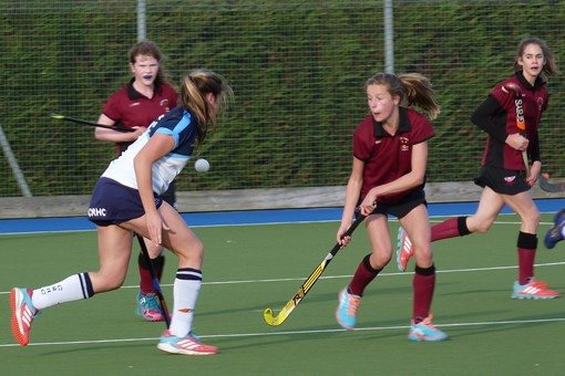 U16 Girls' A v Clifton Robinsons 017