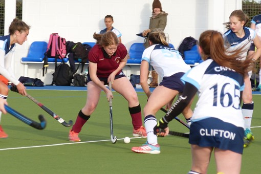 U16 Girls' A v Clifton Robinsons 019