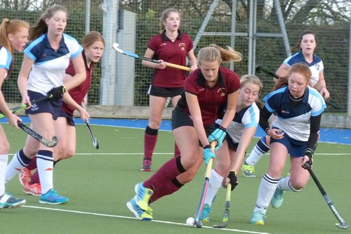 U16 Girls' A v Clifton Robinsons 022