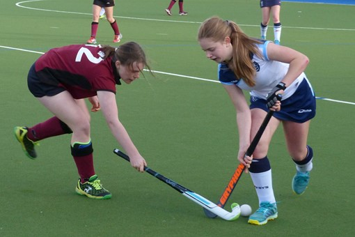 U16 Girls' A v Clifton Robinsons 023