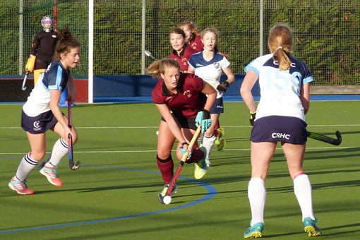 U16 Girls' A v Clifton Robinsons 024