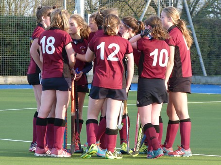 U16 Girls' A v Clifton Robinsons 025