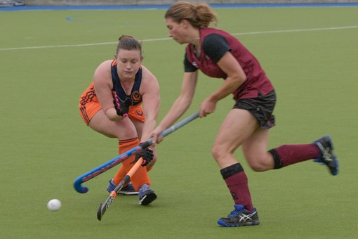 Ladies' 1s v Swansea 001