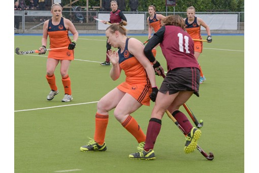 Ladies' 1s v Swansea 005