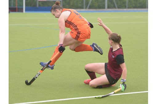 Ladies' 1s v Swansea 019