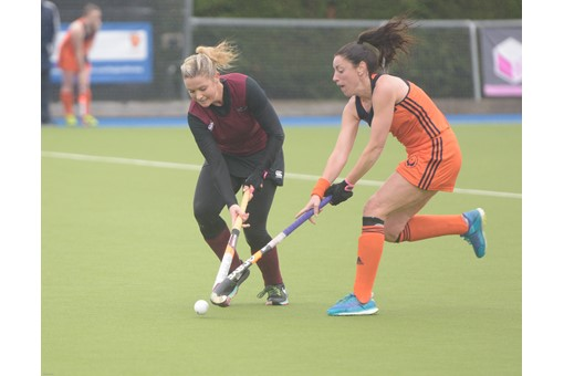 Ladies' 1s v Swansea 022