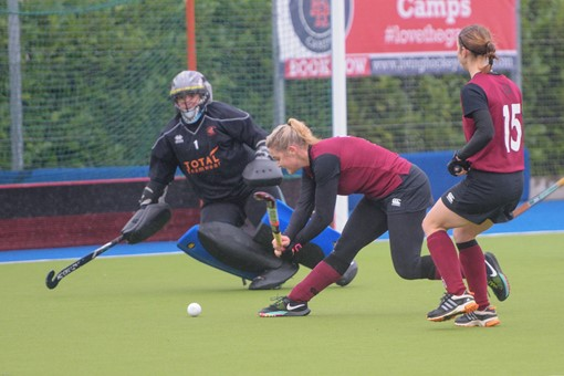 Ladies' 1s v Swansea 025
