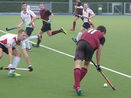 Men's 2s v Amersham and Chalfont 002