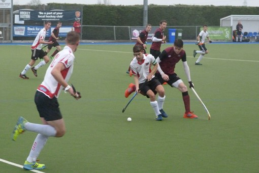 Men's 2s v Amersham and Chalfont 005