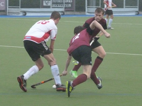 Men's 2s v Amersham and Chalfont 006