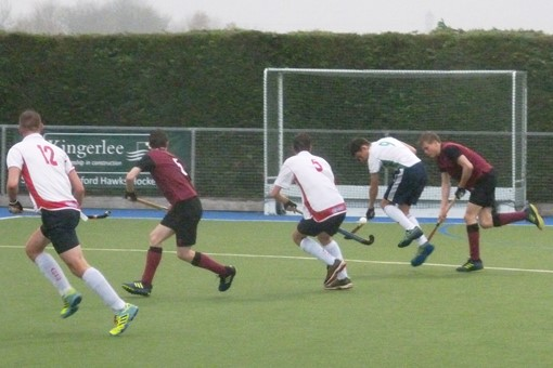 Men's 2s v Amersham and Chalfont 007
