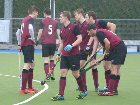 Men's 2s v Amersham and Chalfont 009
