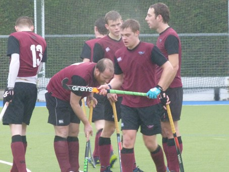 Men's 2s v Amersham and Chalfont 010