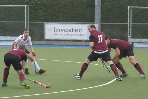 Men's 2s v Amersham and Chalfont 011