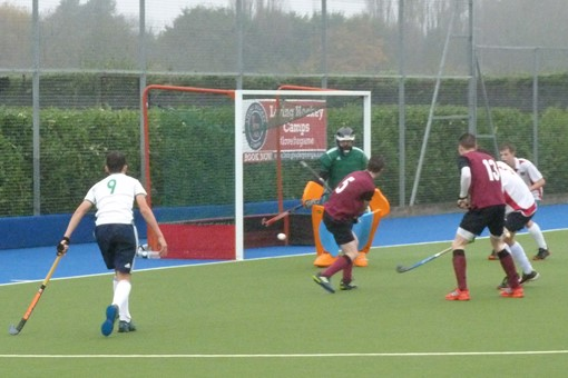 Men's 2s v Amersham and Chalfont 012