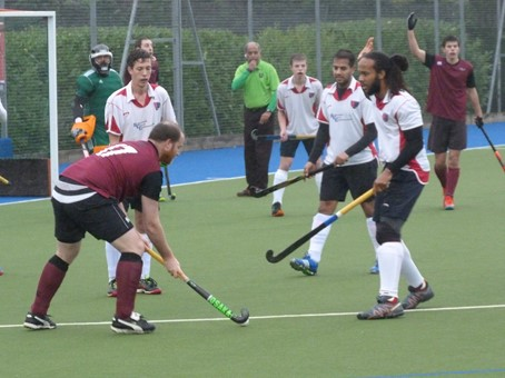Men's 2s v Amersham and Chalfont 013