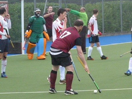 Men's 2s v Amersham and Chalfont 014