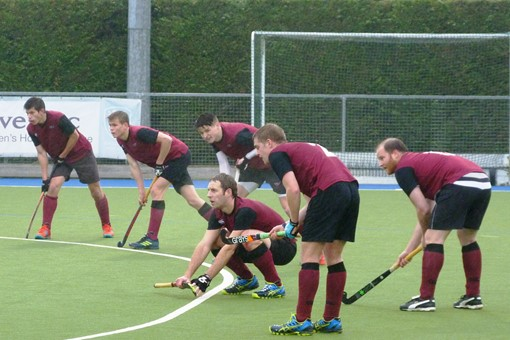 Men's 2s v Amersham and Chalfont 015