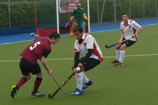 Men's 2s v Amersham and Chalfont 019