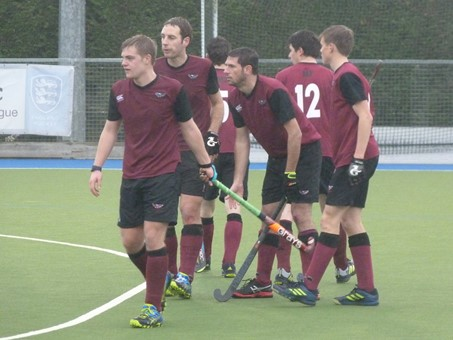Men's 2s v Amersham and Chalfont 021