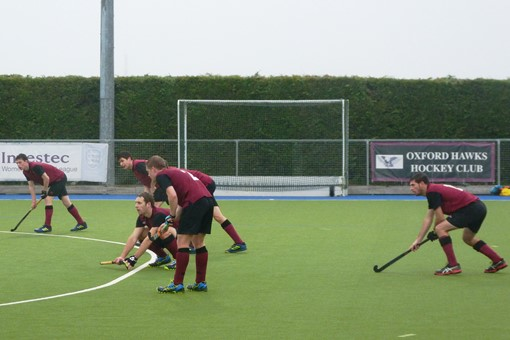 Men's 2s v Amersham and Chalfont 022