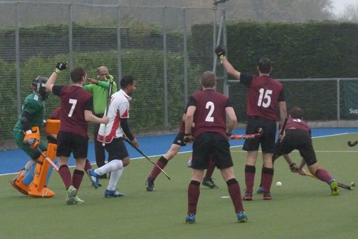 Men's 2s v Amersham and Chalfont 025
