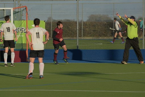 Men's 1s v London Wayfarers 011
