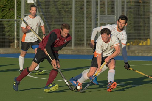 Men's 1s v London Wayfarers 013