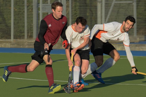 Men's 1s v London Wayfarers 014