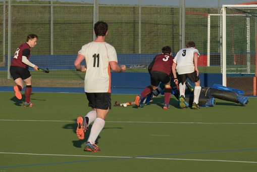 Men's 1s v London Wayfarers 018