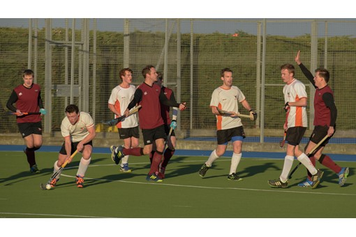 Men's 1s v London Wayfarers 019