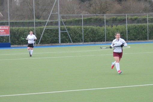 Ladies' 2s v Milton Keynes 002
