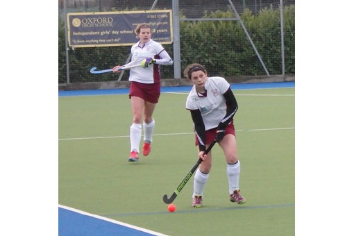 Ladies' 2s v Milton Keynes 004