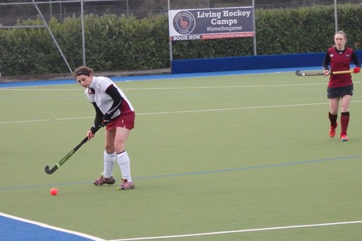 Ladies' 2s v Milton Keynes 005