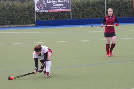 Ladies' 2s v Milton Keynes 006