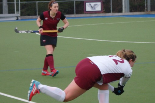 Ladies' 2s v Milton Keynes 008
