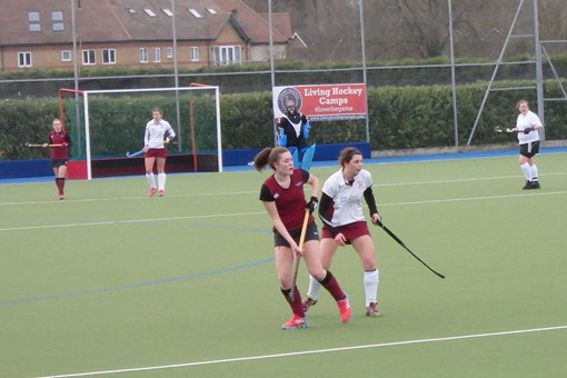 Ladies' 2s v Milton Keynes 009