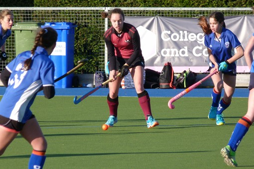 U18 Girls v Oxford 005