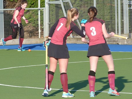 U18 Girls v Oxford 011