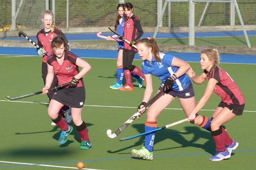 U18 Girls v Oxford 012
