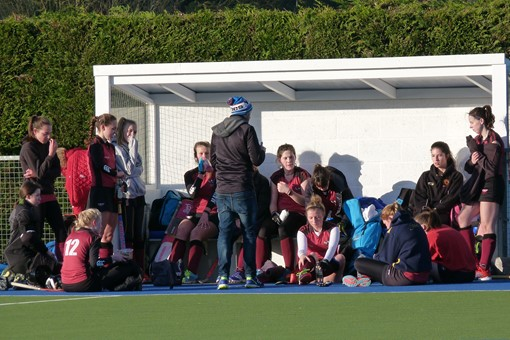 U18 Girls v Oxford 016
