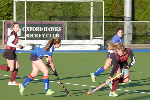 U18 Girls v Oxford 018