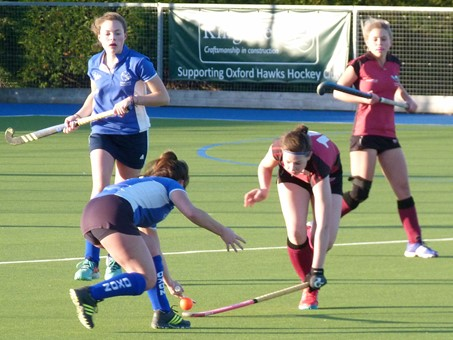 U18 Girls v Oxford 023