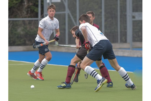 Men's 1s v Oxford University 002