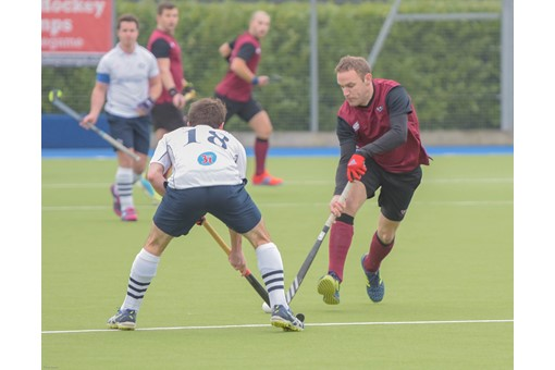 Men's 1s v Oxford University 003