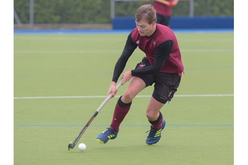 Men's 1s v Oxford University 004