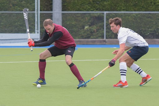 Men's 1s v Oxford University 005