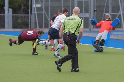 Men's 1s v Oxford University 006