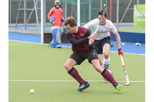 Men's 1s v Oxford University 007
